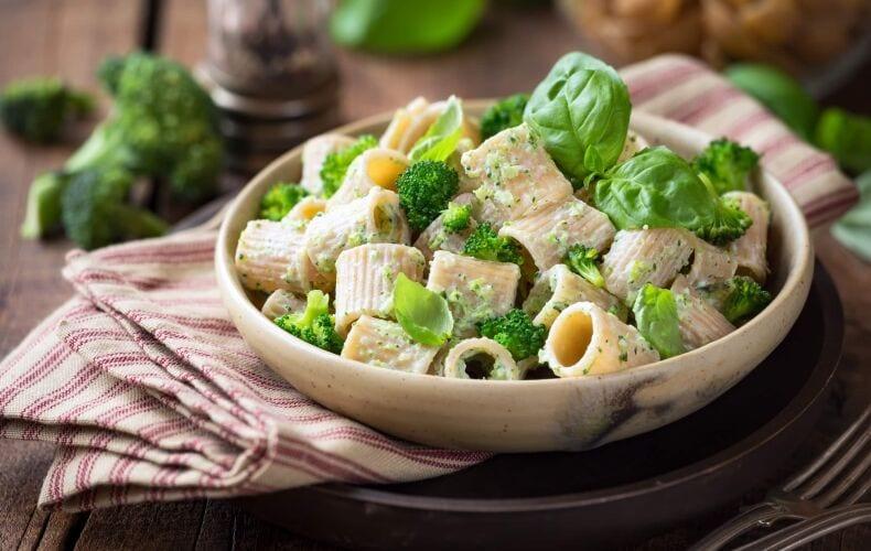 Ricetta Mezzemaniche Ricotta Broccoli