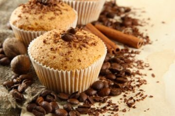 Ricetta Muffin Al Caffe