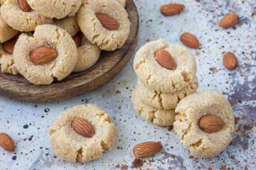 Ricetta Nzuddi Siciliani Biscotti Con Le Mandorle