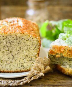 Ricetta Plumcake Limone Semi Papavero