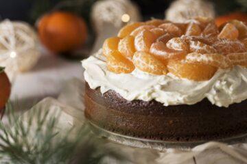 Ricetta Torta Di Mandorle E Mandarini