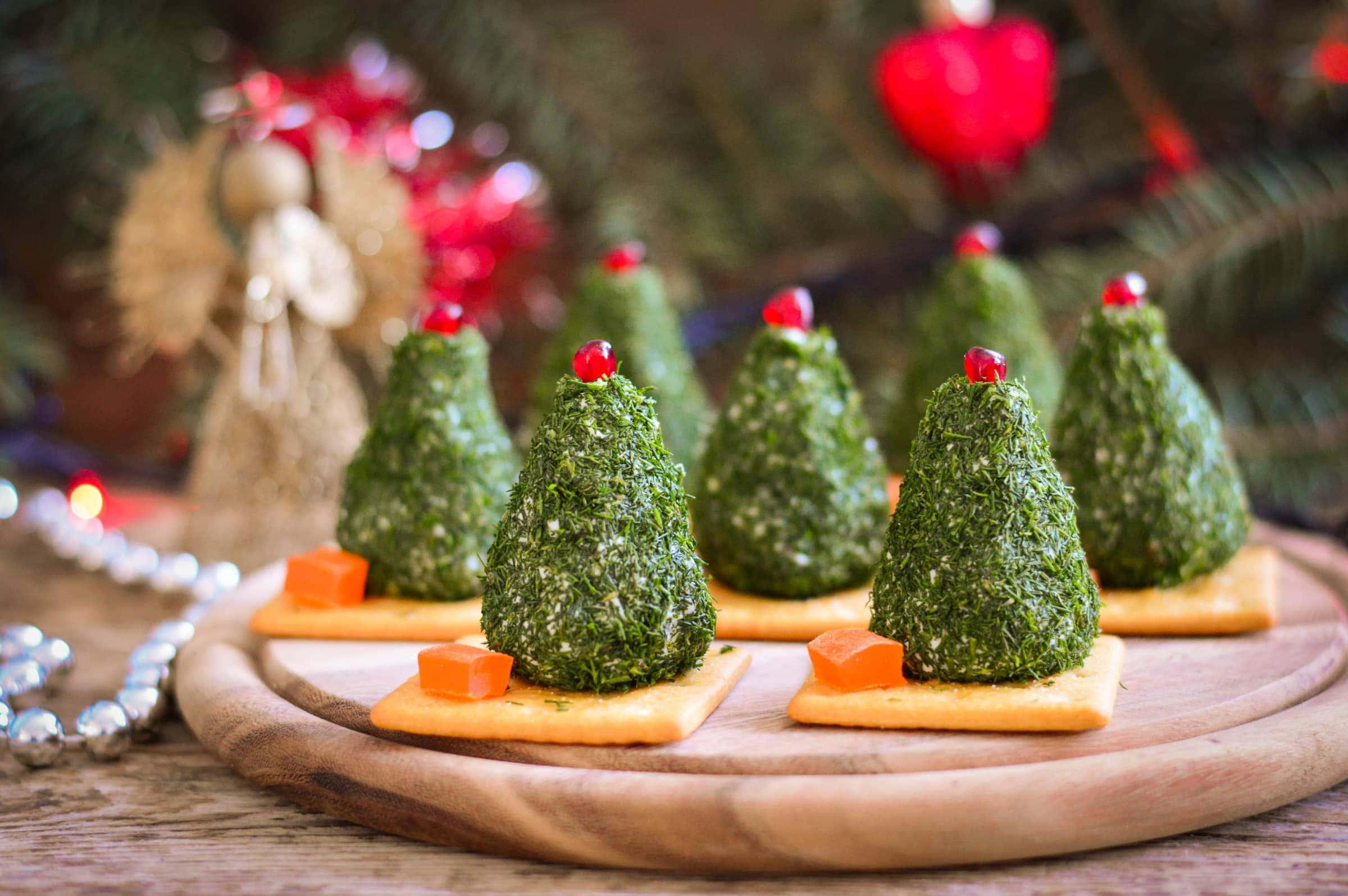 Alberelli Di Natale.Ricetta Alberelli Di Natale Di Formaggio Ed Erbette Il Club Delle Ricette