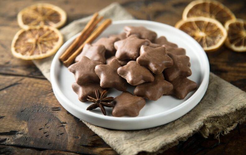 Ricetta Biscotti Ricoperti Di Cioccolato