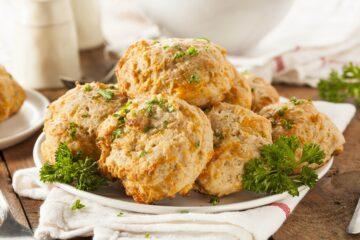 Ricetta Biscotti Salati Al Parmigiano