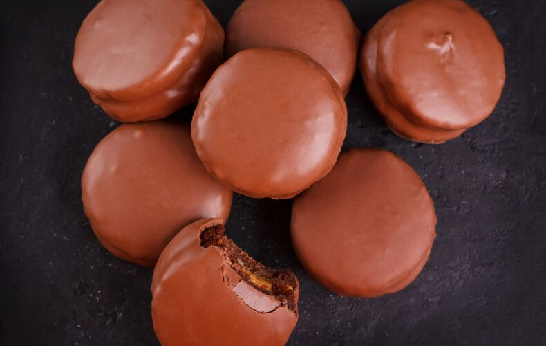 Ricetta Pao De Mel Miele Cioccolato