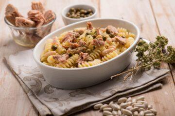 Ricetta Pasta Con Tonno E Fagioli