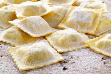 Ricetta Ravioli Di Gamberi E Limone