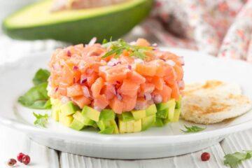 Ricetta Tartare Di Salmone E Avocado