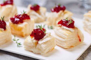 Ricetta Tartine Veloci Di Pasta Sfoglia