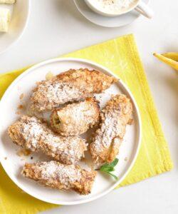 Ricetta Banane Fritte Ai Corn Flakes