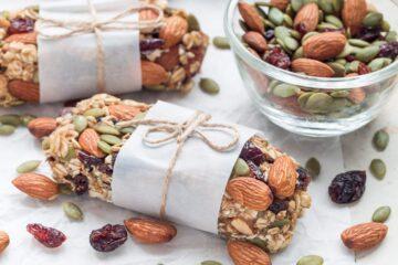 Ricetta Barrette Di Cereali Granola Bars