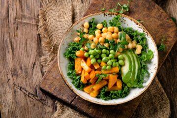 Ricetta Buddha Bowl Vegetariana