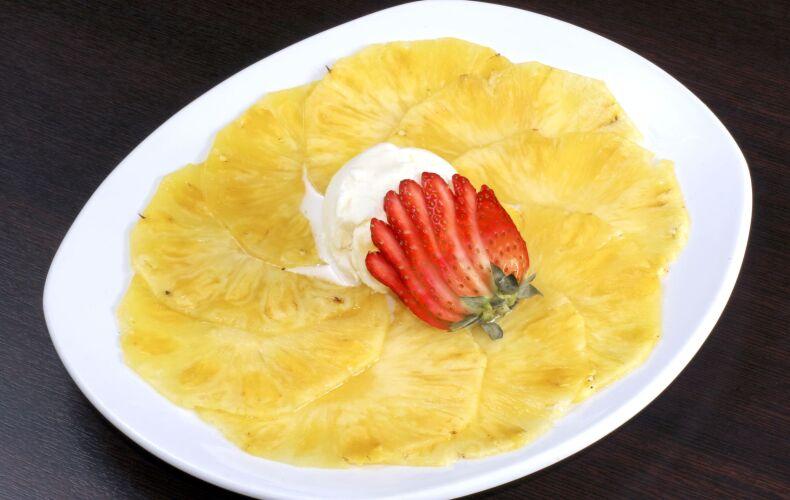Ricetta Carpaccio Di Ananas
