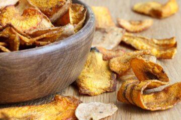 Ricetta Chips Pastinaca