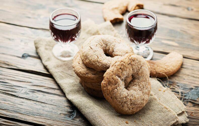 Ricetta Ciambelline Al Vino Rosso