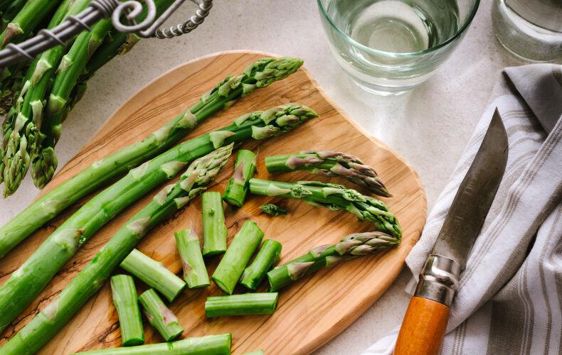 Come Tagliare Asparagi