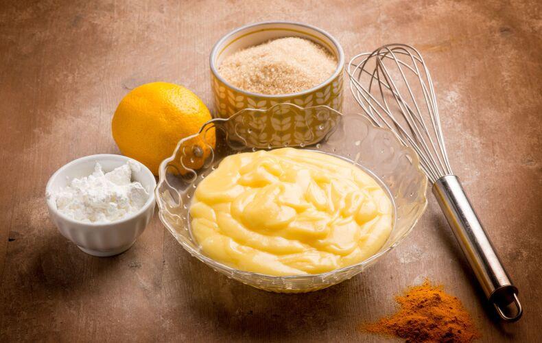 Ricetta Crema Pasticcera Vegana