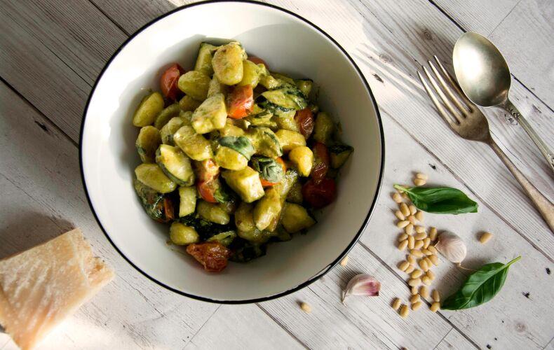 Ricetta Gnocchi Di Zucchine
