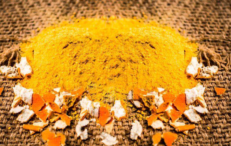 Ricetta Polvere Buccia Arancia