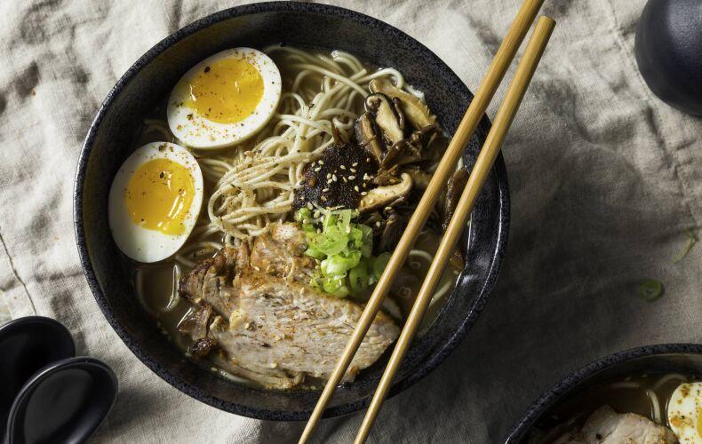 Ricetta Ramen Giapponese