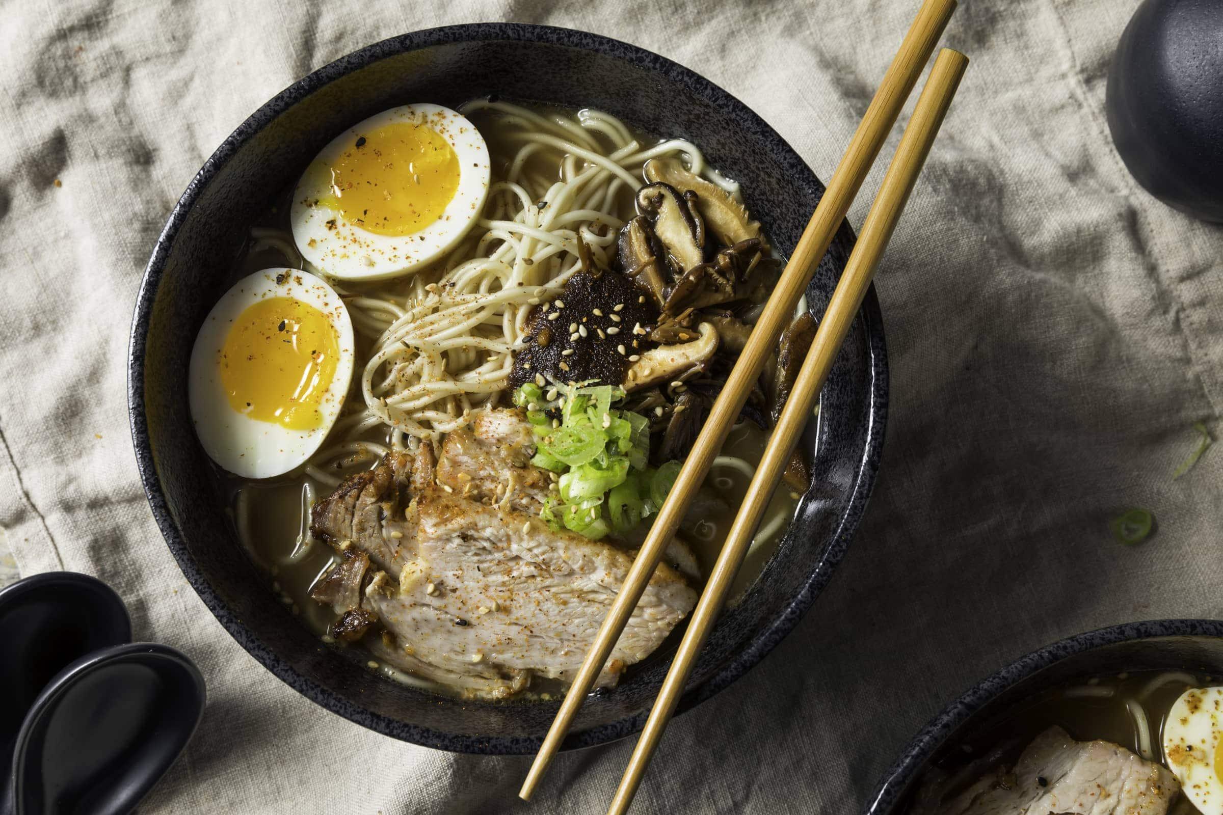Ricetta Ramen Con Bimby.Ricetta Ramen Fatto In Casa La Ricetta Originale Giapponese Il Club Delle Ricette