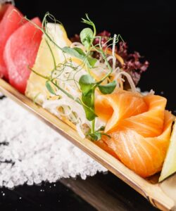 Ricetta Ricetta Sashimi