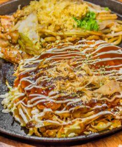 Ricetta Ricetta Okonomiyaki
