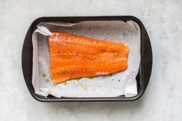 Ricetta Salmone In Crosta Di Patate Step 6