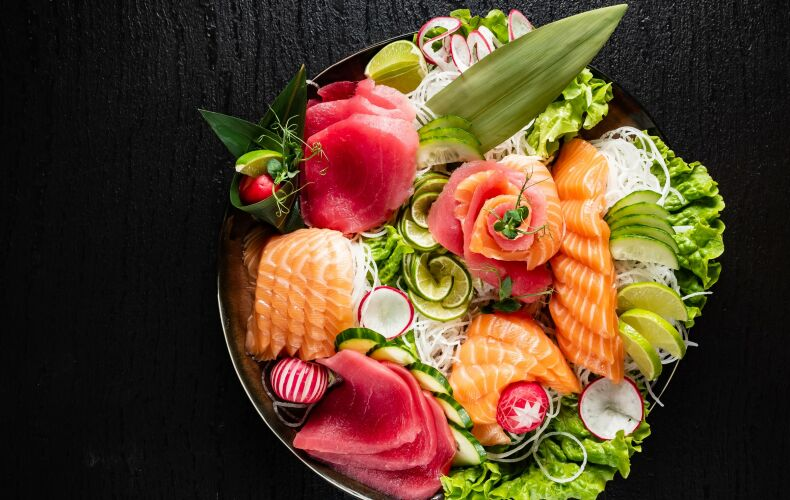 Ricetta Sashimi Fatto In Casa
