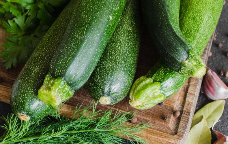 Zucchine Nel Sacco