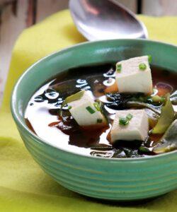 Ricetta Zuppa Di Miso In Ciotola