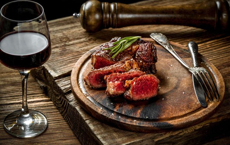 Abbinamento Vino Carne Rossa