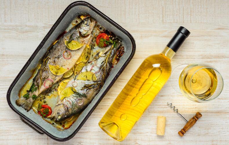 Abbinamento Vino Pesce