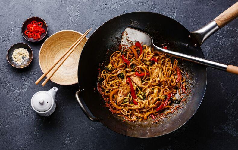 Consigli Per Cucinare Cion Il Wok