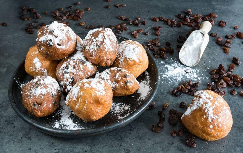 Ricetta Frittelle Vegane Di Carnevale Zucchero A Velo