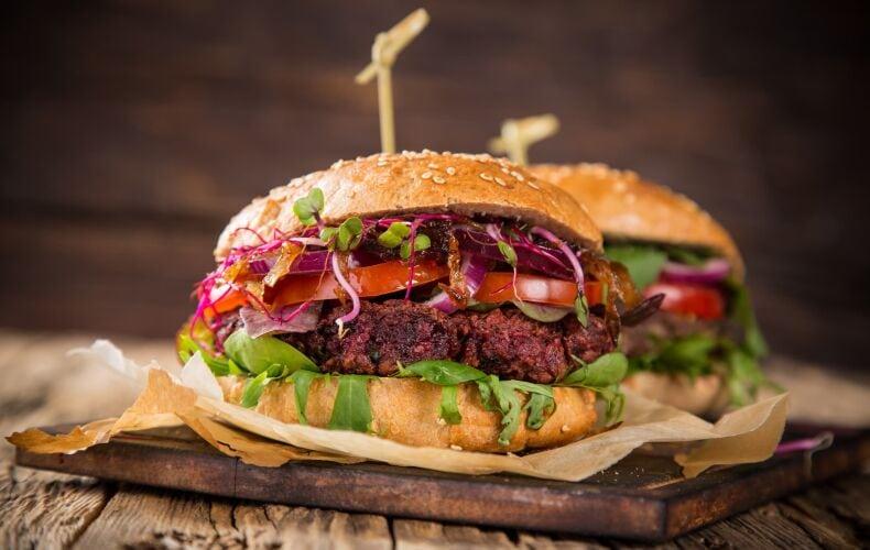 Ricetta Hamburger Vegano