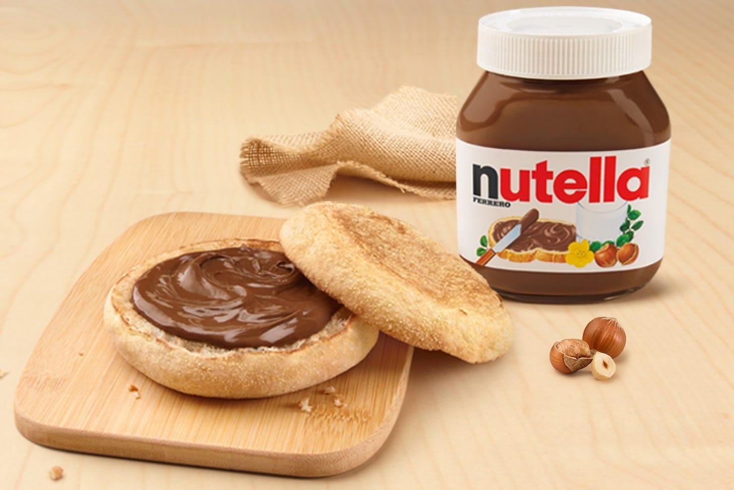 Mc Crunchy Nutella