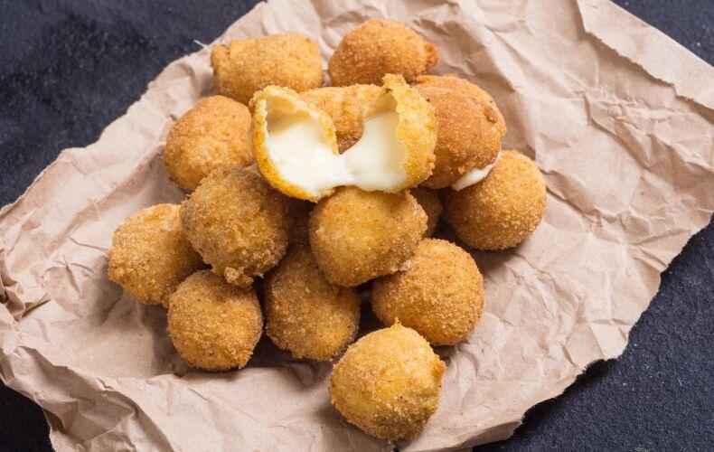 Ricetta Mozzarelline Fritte