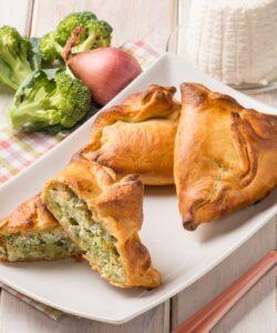 Ricetta Panzerotti Al Forno Con Broccoli E Ricotta