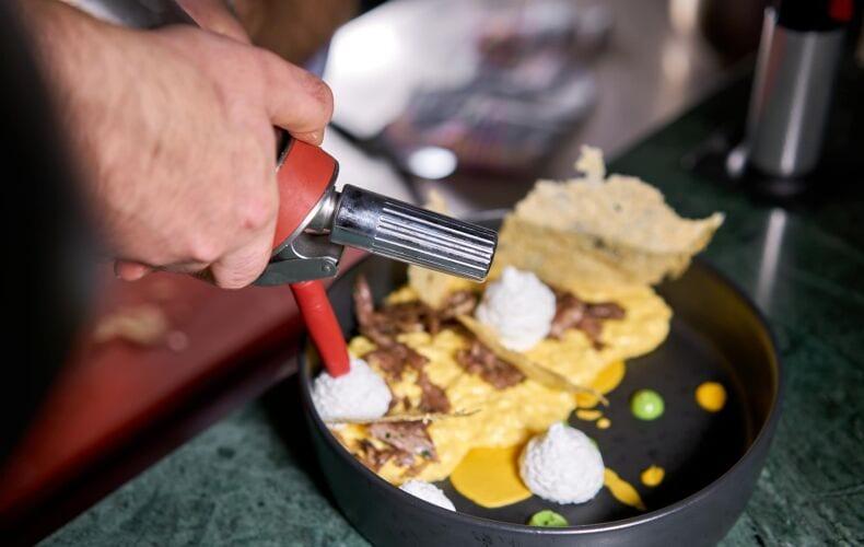 Sifone Spuma Cucina