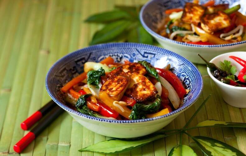 Ricetta Tofu In Padella