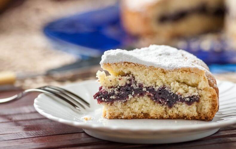 Ricetta Torta Alla Marmellata