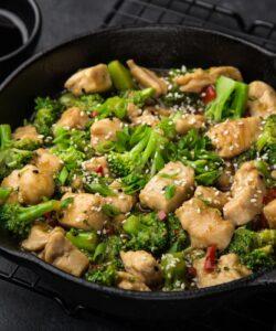 Ricetta Bocconcini Di Pollo Ai Broccoli
