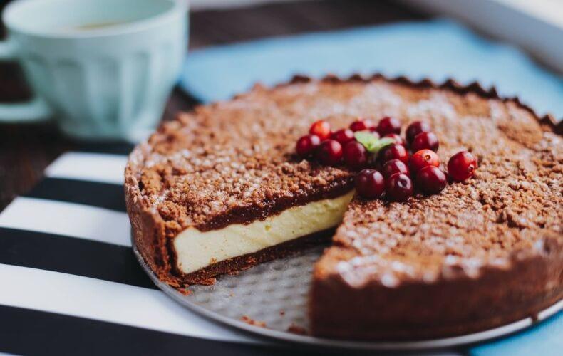 Ricetta Crostata Al Cacao Con Ricotta