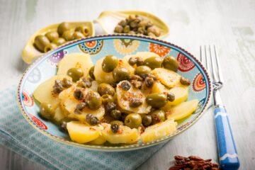Ricetta Insalata Di Patate Con Capperi E Olive