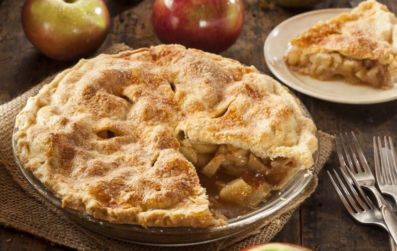 Ricetta Originale Apple Pie