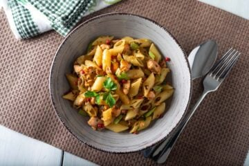 Ricetta Pasta Con Salmone E Zucchine