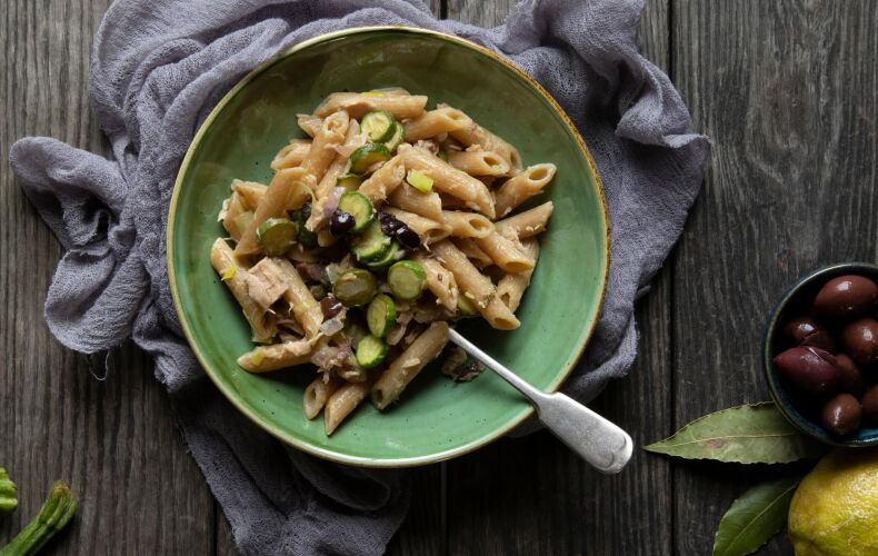 Ricetta Pasta Zucchine E Tonno