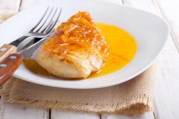 Ricetta Petto Di Pollo All Arancia