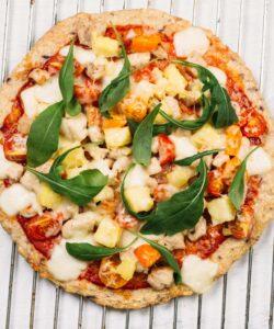 Ricetta Pizza Di Cavolfiore